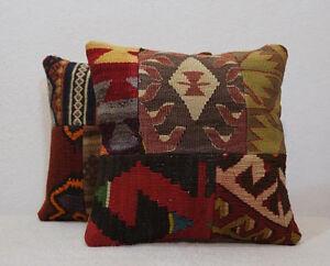 14-039-039-x14-039-039-Pillow-Cover-Patchwork-Pillow-35x35cm-throw-pillow-Pair-pillow
