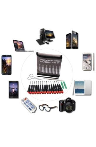 20 Tools Set Kit for ALL Garmin GPS Battery Pry Tool /& Torx Quest Nuvi More