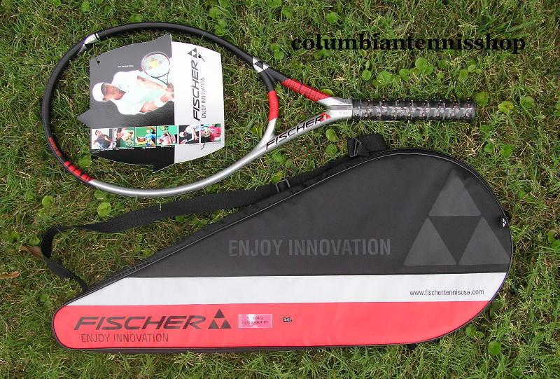 New Fischer FT GDS Spirit FT Tennis racekt with case 107 590 cm