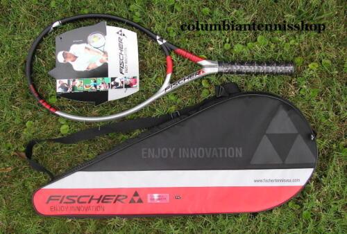 Neuf Fischer FT GDS esprit FT Tennis racekt avec étui 107 590 cm