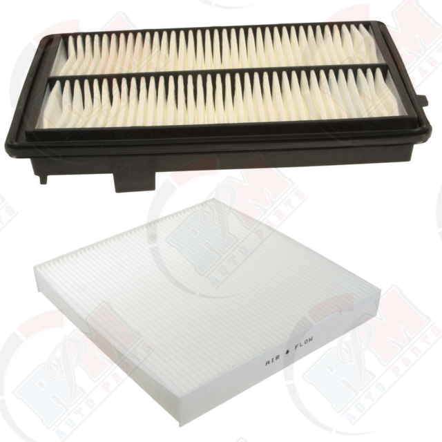Engine Air Filter + Cabin Pollen Filter For 2013-2018