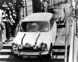 The-Italian-Job-1969-Car-Chase-Mini-Scene-10x8-Photo