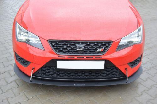 2012-2016 Front Racing éclats SEAT LEON mk3 CUPRA//FR