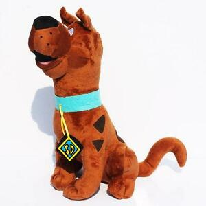 PELUCHE-CANE-SCOOBY-DOO-BAMBOLA-DOLL-35-CM-CA