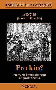 Pro-Kio-Krimromano-En-Esperanto-Brand-New-Free-P-amp-P-in-the-UK