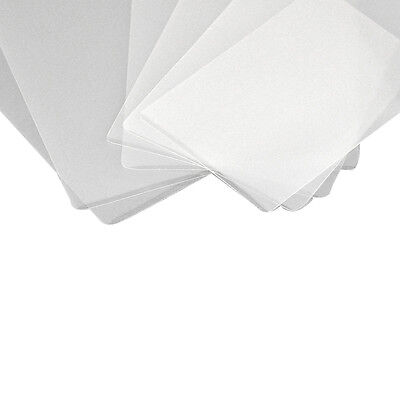 Other Qualified Waterproof Gloss Laminating Pouches Pockets Small A2 A3 A4 A5 A6 A7 X 100