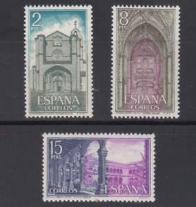ESPANA-1972-SERIE-COMPLETA-EDIFIL-2111-13-NUEVOS-SIN-FIJASELLOS-MNH-AVILA