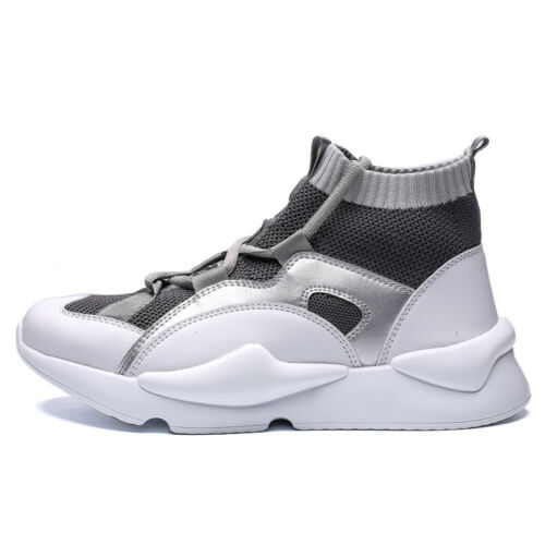 Men/'s Fashion Athletic Sneakers Casual Running Sport High Top Basketball Shoes