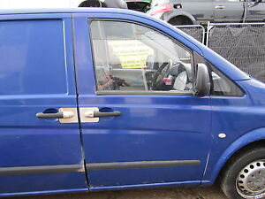 dab918d446 Image is loading MERCEDES-VITO-109-CDI-COMPACT-2003-2015-DOOR-