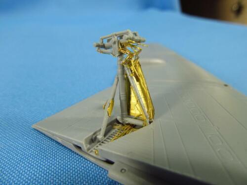 Metallic Details 14439 1//144  Il-86 Exterior Zvezda Detailing Set Photo-etched