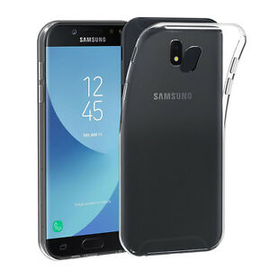 buy online 7f4a8 ca2f3 Details about Cover Case Gel UltraSlim for Samsung Galaxy J5 Pro (2017)  J530Y/DS