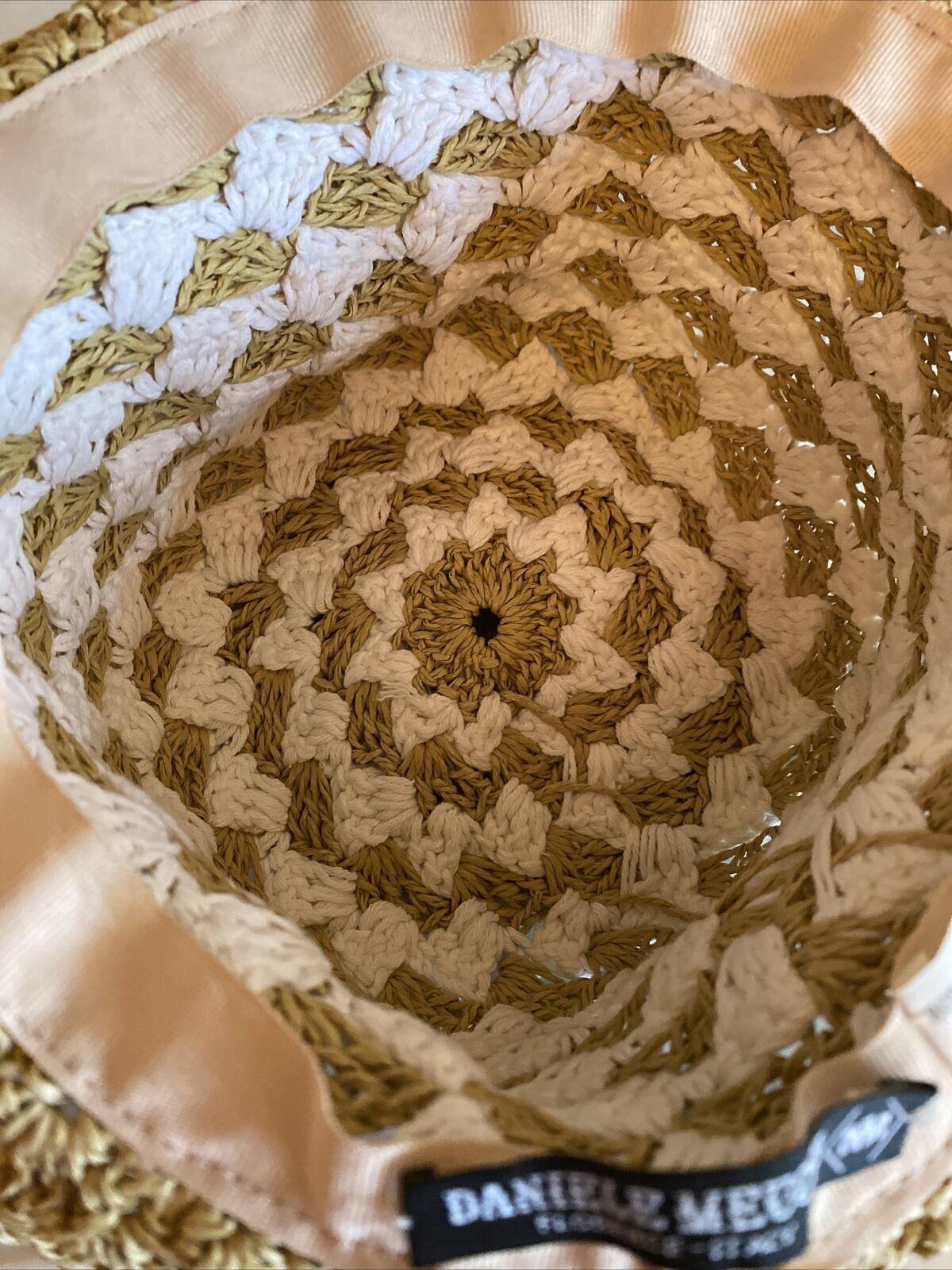 daniele meucci hat Paper Natural White Sun Hat - image 6
