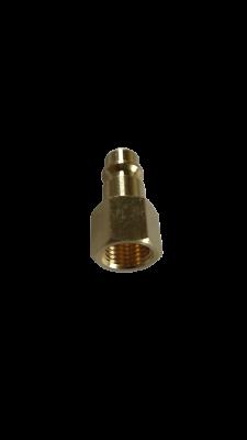 Druckluftnippel NW 7,2 conector 1//4ag pneumatikstecker mssk 7,2-m-ag1//4
