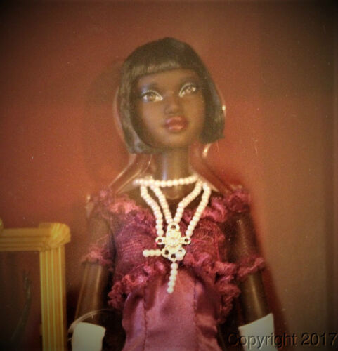 SELMA DUPAR JAMES Harlem Theatre Gold Label Barbie Doll ~IN STOCK NOW~
