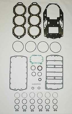 Gasket Kit W//Seals Johnson Evinrude 150HP 175HP V6 Eagle 0437155 500-147