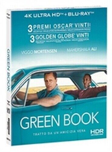 Green Book (4K Ultra HD + Blu-Ray Disc)