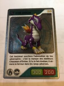 Carte Invizimals Star Dragon Pup Diamant 334 Ebay