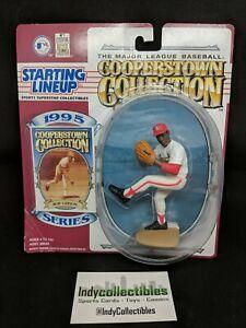 1995 Kenner Starting Lineup Cooperstown Bob Gibson St Louis Cardinals