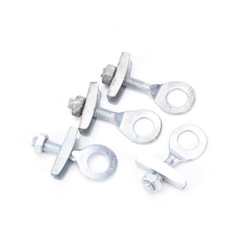 4pcs Bike Chain Tensioner Adjuster For Fixed Gear Single Speed Track Bicycle NIU