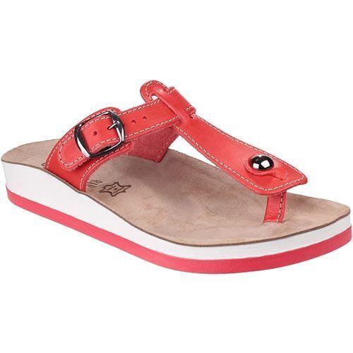Sandal ~ Fantasy ~ Donna KRIOS ~ CORAL ~ Toe Post Casual Shoe