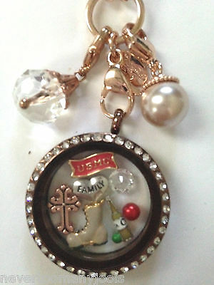 ❤️AUTHENTIC ORIGAMI OWL ~ LOCKET CHAIN CHARMS & DANGLES ... | 400x300
