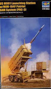 TRUMPETER-01040-M901-w-MIM-104F-PatriotSAM-System-PAC-3-in-1-35