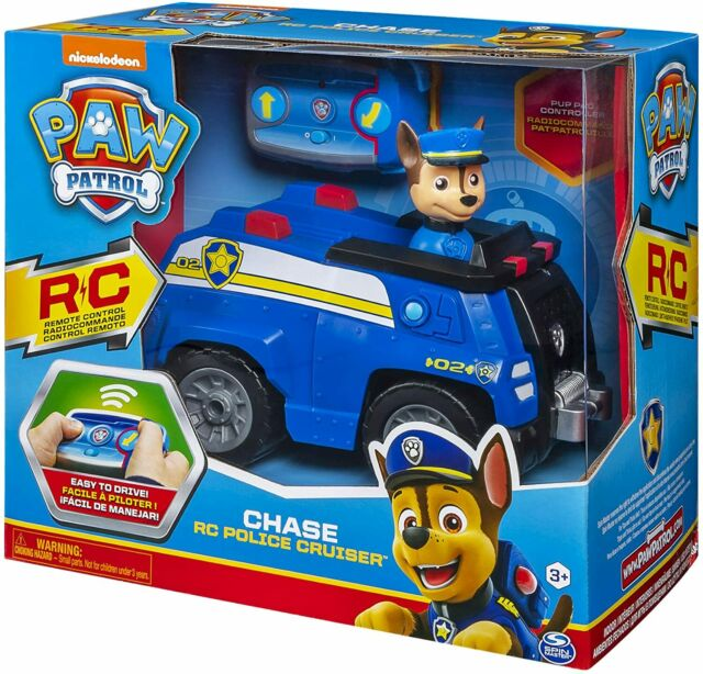 PAW Patrol Chases Cruiser IONIX Jr