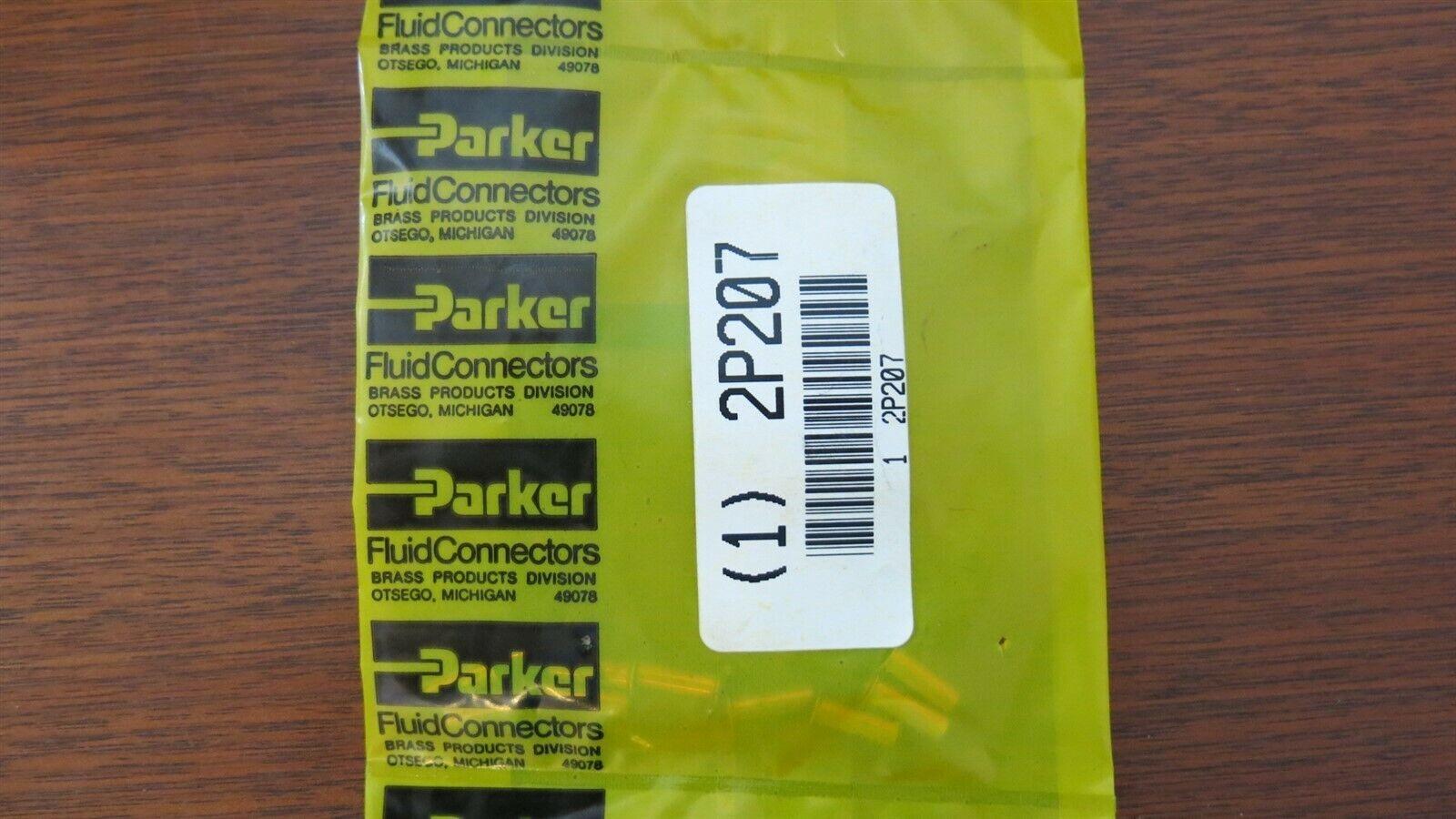 """Parker 1VDC5 Brass Compression Insert Pack of 10 63PT-4-62 1//4/"""" Tube Size"""