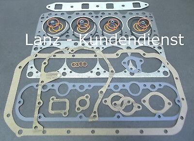 Hilfreich Jd Motordichtsatz Zylinderkopfdichtsatz Für Traktor John Deere-lanz 300 & 500