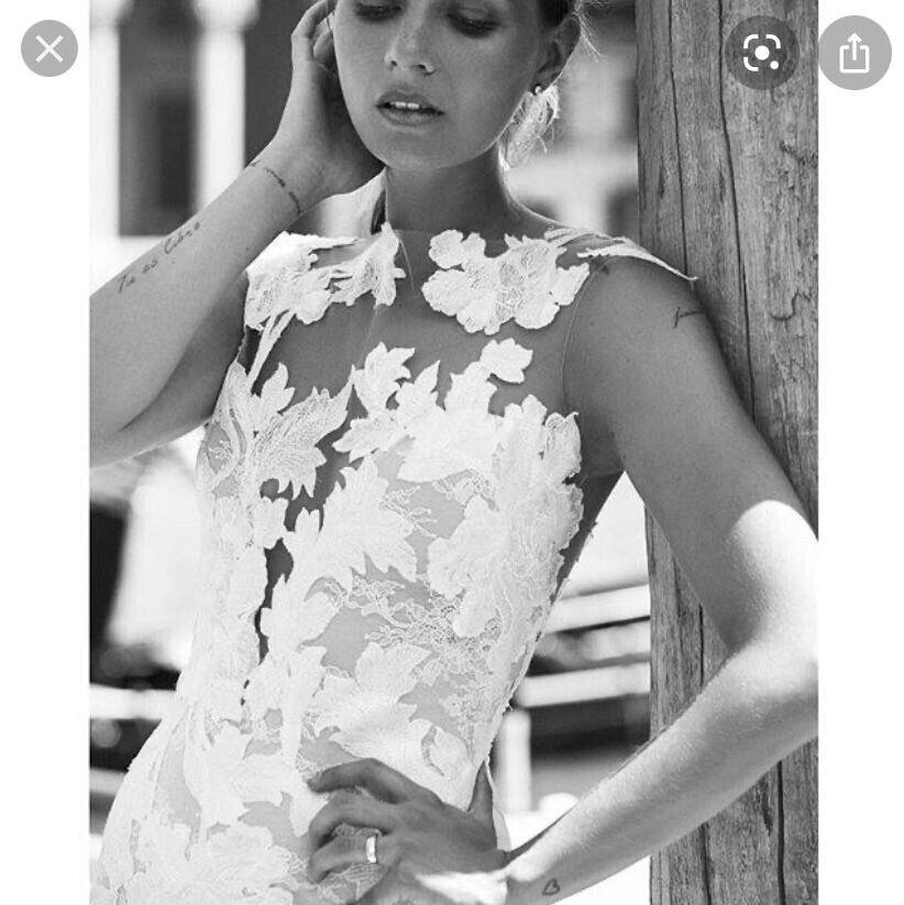 Pronovias Wedding Dress Size 6