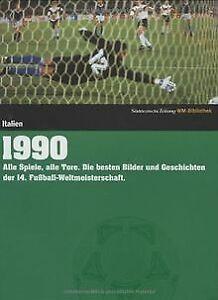 1990-Sueddeutsche-Zeitung-WM-Bibliothek-Buch-Zustand-sehr-gut