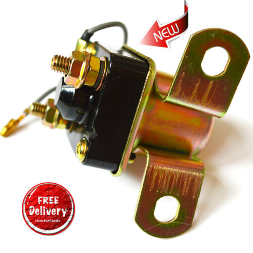 Starter Relay Solenoid Motorcycle For Suzuki GS850G 1979-1983 GS750 1977-1979