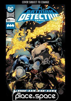 Detective Comics #999B 2019 Byrne Variant