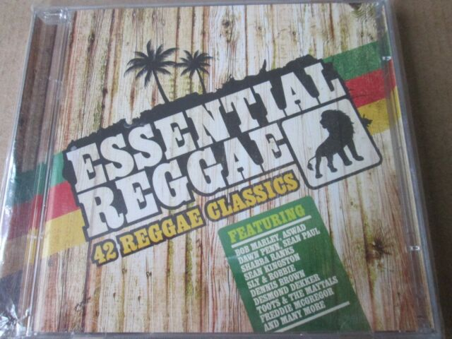 Various Artists - Essential Reggae (2 CDS)  NEW AND SEALED