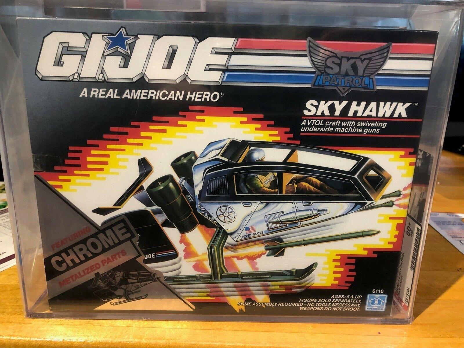 Hasbro GI Joe 1990 patrulla aérea Águila sellada AF 8.0 misb mosc