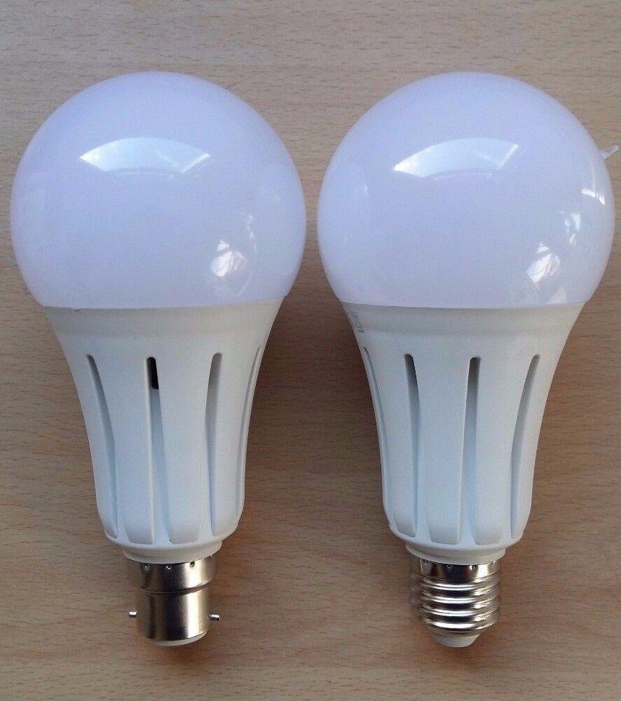 20w 24w LED GLS Light Bulbs Lamp BC B22 ES E27 125 150w 1 2 4 Bulbs Great Value