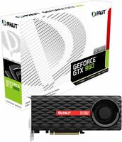Palit NVIDIA GeForce GTX 960 2GB DDR5 PC Gaming Graphics Card HDMI Dual DVI DP