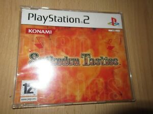 Suikoden-Tactics-Sony-Ps2-Playstation-2-Version-Pal-Promo