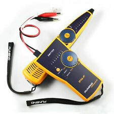 Pn F Wire Tracker Toner And Probe Network Cable Tester Fluke Style Rj11 Rj45 New