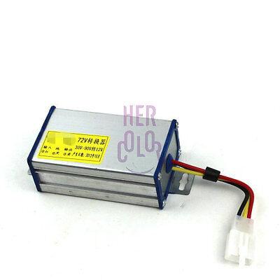 Electric bicycle E-bike DC Voltage Converter Regulator 36V 48V 72V to 12V LKJ-45