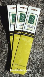 Nippon-Kodo-Herb-amp-Earth-Jasmine-Incense-Sticks-Less-Smoke-60-Incense-Sticks
