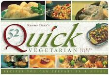 Quick Vegetarian Cards: Recipes You Can Prepare in a Hurry, Kurma Dasa, Good Boo