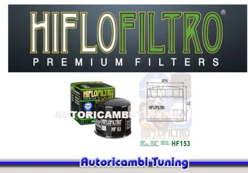 FILTRO OLIO HIFLO HF153  MOTO Ducati 749 S anni 2003-2006 748 cc