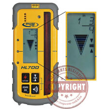Spectra Precision Hl700 Laser Receiver Detector Laserometer Trimbletopcon