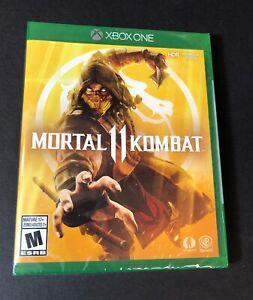 Mortal Kombat 11 (XBOX ONE) NUEVO