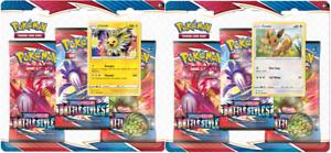 Pokemon Single Promo Blister Bundle 3x Blisters!