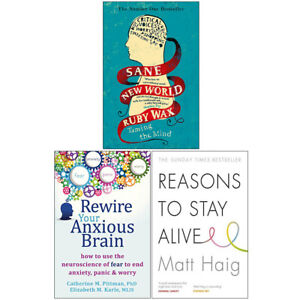 Reasons-to-Stay-Alive-Rewire-Your-Anxious-Brain-Sane-New-World-3-Books-Set-NEW