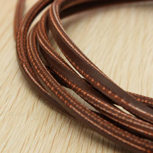 "Jones Sewing Machine Cowhide Belting SG 71/"" Leather Treadle Belt for Singer"
