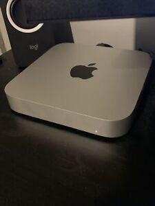 Apple M1 Mac mini, 512GB SSD and 16GB RAM + 9 Month Apple Warranty
