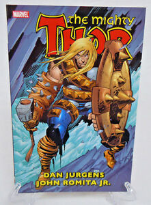 The-Mighty-Thor-by-Dan-Jurgens-Vol-4-Marvel-Comics-Brand-New-TPB-Trade-Paperback